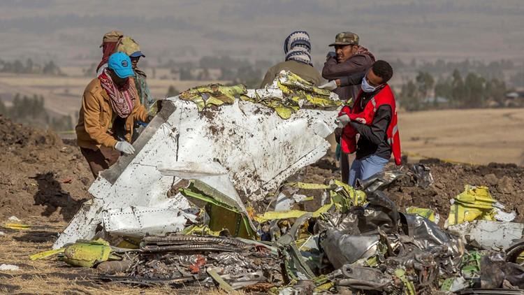 APTOPIX Ethiopia Plane Crash Boeing 737 Max 8