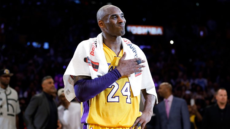 Kobe Bryant final game AP 2016