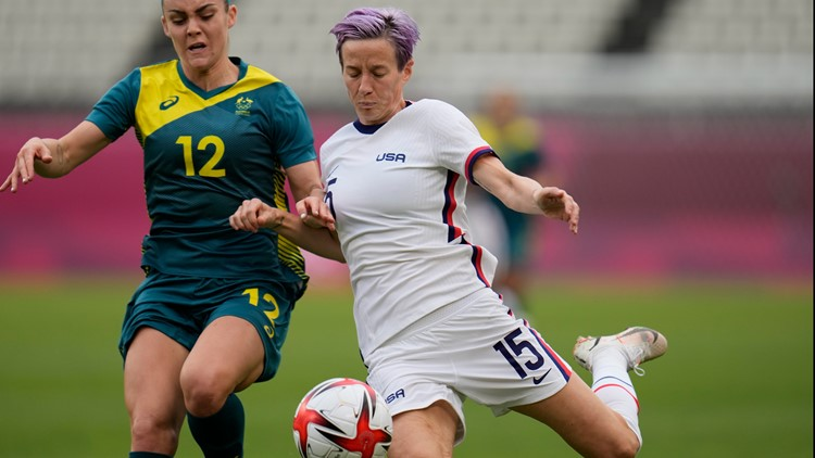US advances to quarterfinals after 0-0 draw with Australia