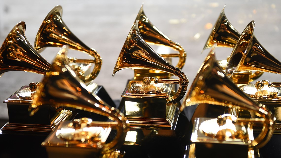 Grammy Awards Trophy