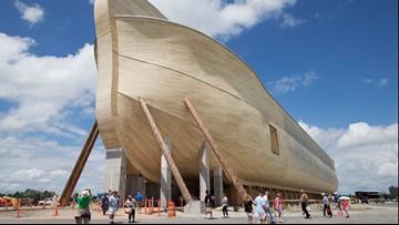 Owners of Noah's Ark replica sue over rain damage