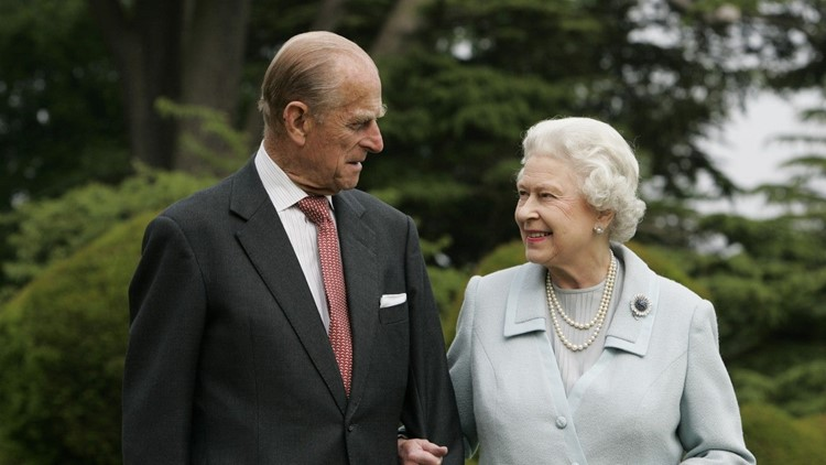 Queen Elizabeth Shares a Sweet Never-Before-Seen Photo of Her and Prince Philip