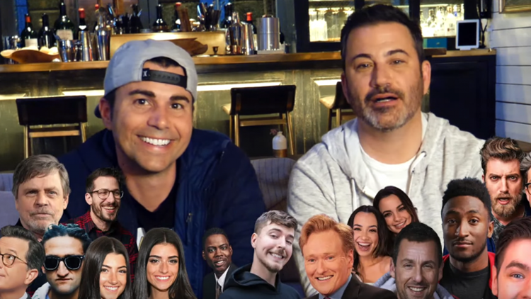 Jimmy Kimmel and YouTube's Mark Rober Are Hosting a Livestream-a-Thon to Raise Money for Autism