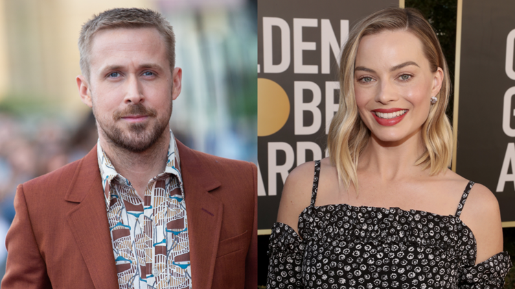 Ryan Gosling in Talks to Play Ken Opposite Margot Robbie in Greta Gerwig 'Barbie' Movie