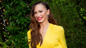 'Dancing With the Stars' Alum Karina Smirnoff Gives Birth to First Child