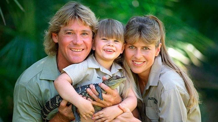 Bindi Irwin Remembers Late Dad Steve On The 14th Anniversary Of His Death Wusa9 Com