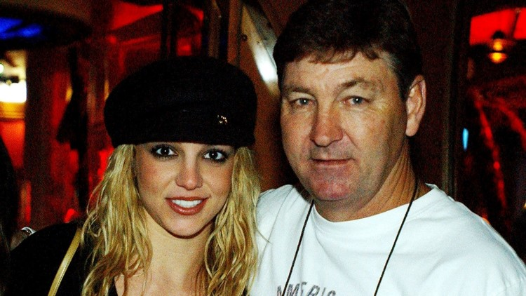 Britney Spears and her father, Jamie Spears