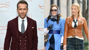 Ryan Reynolds Opens Up About Whether He Watched Wife Blake Lively on 'Gossip Girl'