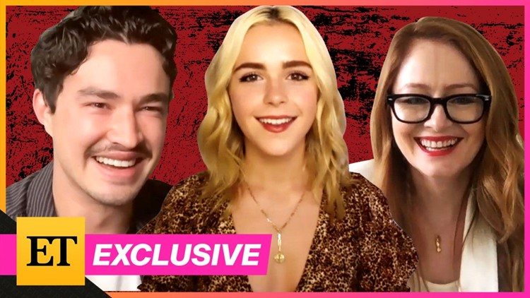 Chilling Adventures Of Sabrina Cast Share Their Reactions To Series Finale Exclusive Wusa9 Com