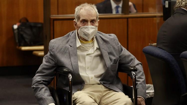 Robert Durst Found Guilty of Murdering His Friend Susan Berman