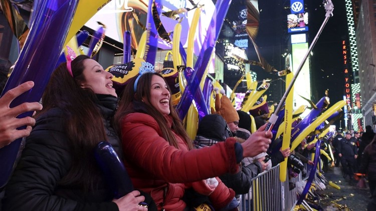 New Year's Eve Celebration in Times Square Will Be Held Digitally to Ring in 2021 | wusa9.com