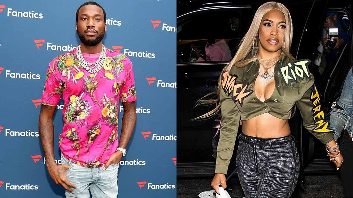 Meek Mill And Milan Harris Split Nearly 3 Months After Welcoming Son Wusa9 Com