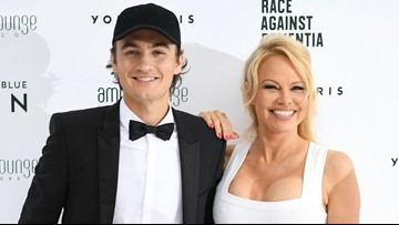 Pamela Anderson's Son Brandon Lee Reacts to Mom's Surprise Marriage to Jon Peters