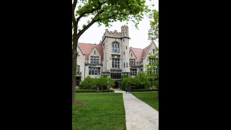 The University of Chicago announced Thursday it will no longer require its American undergraduate applicants to submit ACT or SAT scores, making it the most prominent institution to make the exams optional.