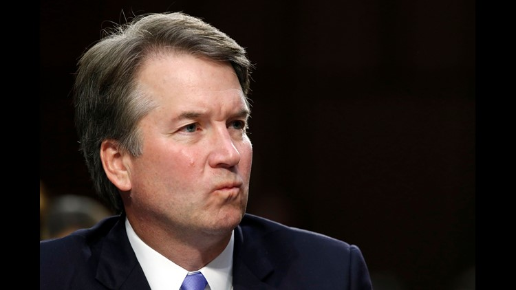 If Kavanaugh's accuser won't testify Monday, just vote