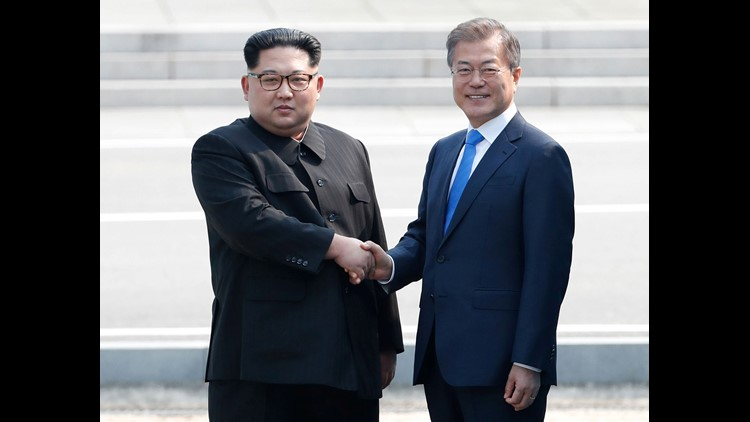 North and South Korean leaders to meet in Pyongyang in September