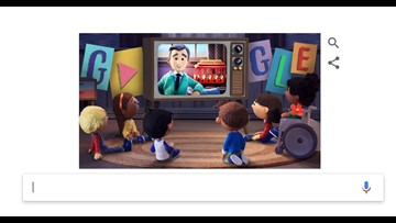 Watch Google's beautiful tribute to Mister Rogers | wusa9 com