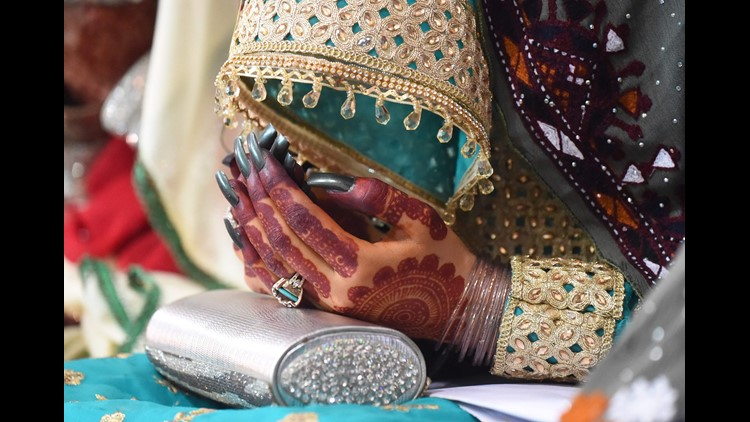 A woman in Britain has been jailed for forcing her young daughter to marry a man in Pakistan in the first successful forced marriage prosecution in England. The victim, now 19, was just 13 when she was forced to enter into a marriage contract with a relative.