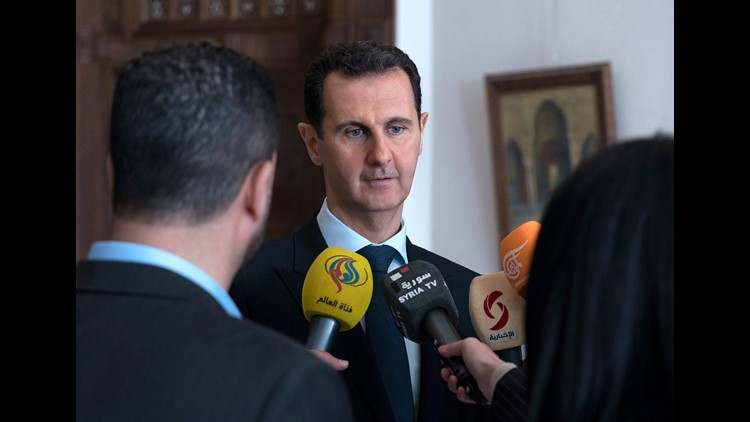 Inspectors to visit Syria over 'chemical attack'