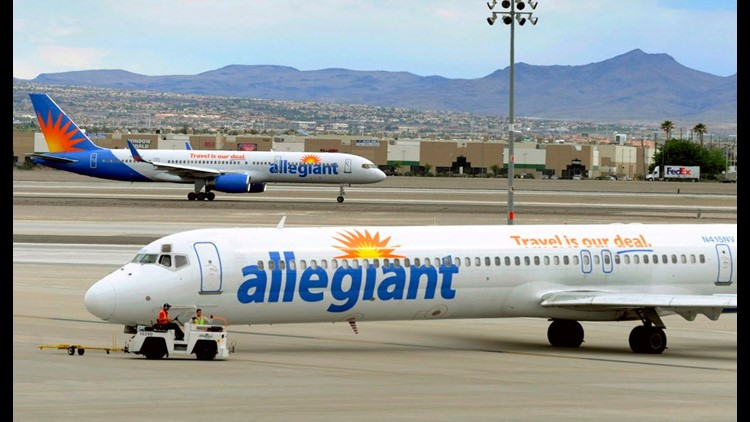 Allegiant Air defends safety record after scathing 60 Minutes report