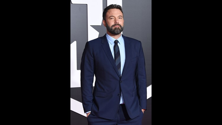 Ben Affleck finally addresses his massive back tattoo: 'I'm doing just fine'