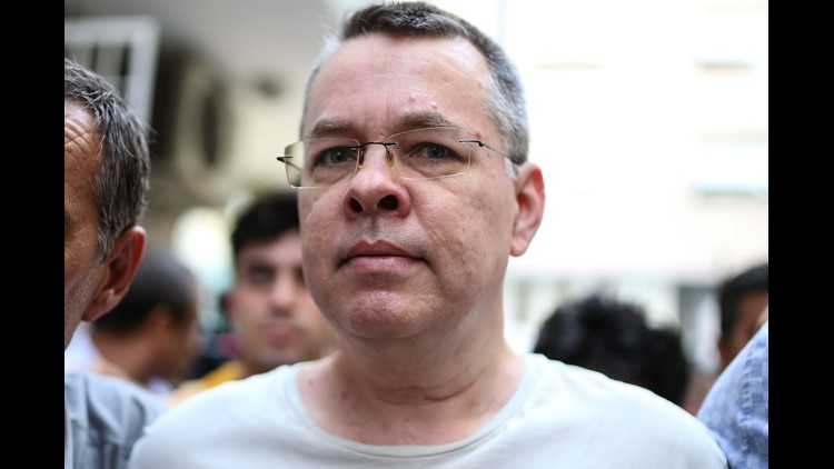 White House Calls On Turkey to Release American Pastor Andrew Brunson