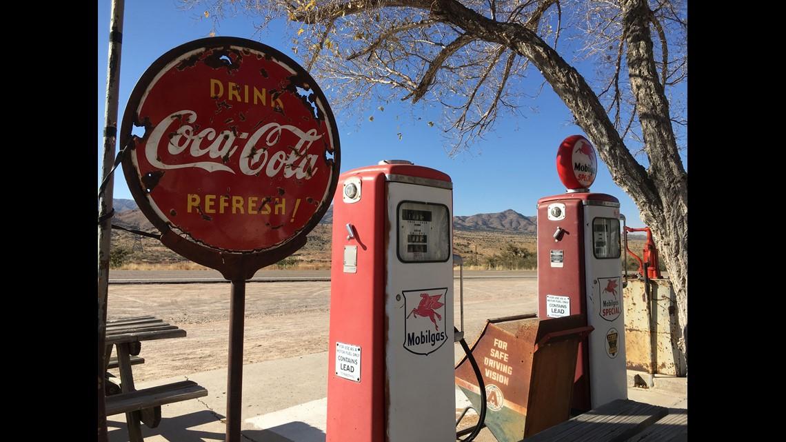 af2d69da7c199 Arizona general store fuels Route 66 nostalgia   wusa9.com