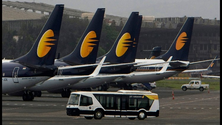 A Jet Airways flight returned to Mumbai on Thursday after dozens of passengers complained of ear pain and nose bleeding due to the loss in cabin pressure