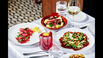 Maialino Mare makes Navy Yard debut, with seafood and more