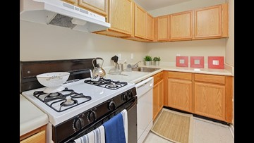 Apartments for rent in Washington: What will $1,100 get you?