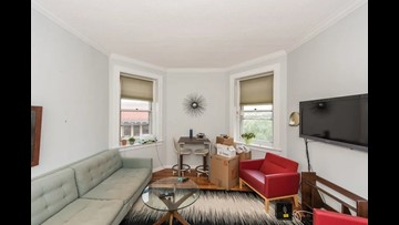 The cheapest apartments for rent in Adams Morgan, Washington
