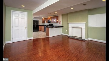 Budget apartments for rent in Mount Vernon Square, Washington D.C.