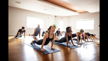 Here's where to find the top yoga studios in Washington