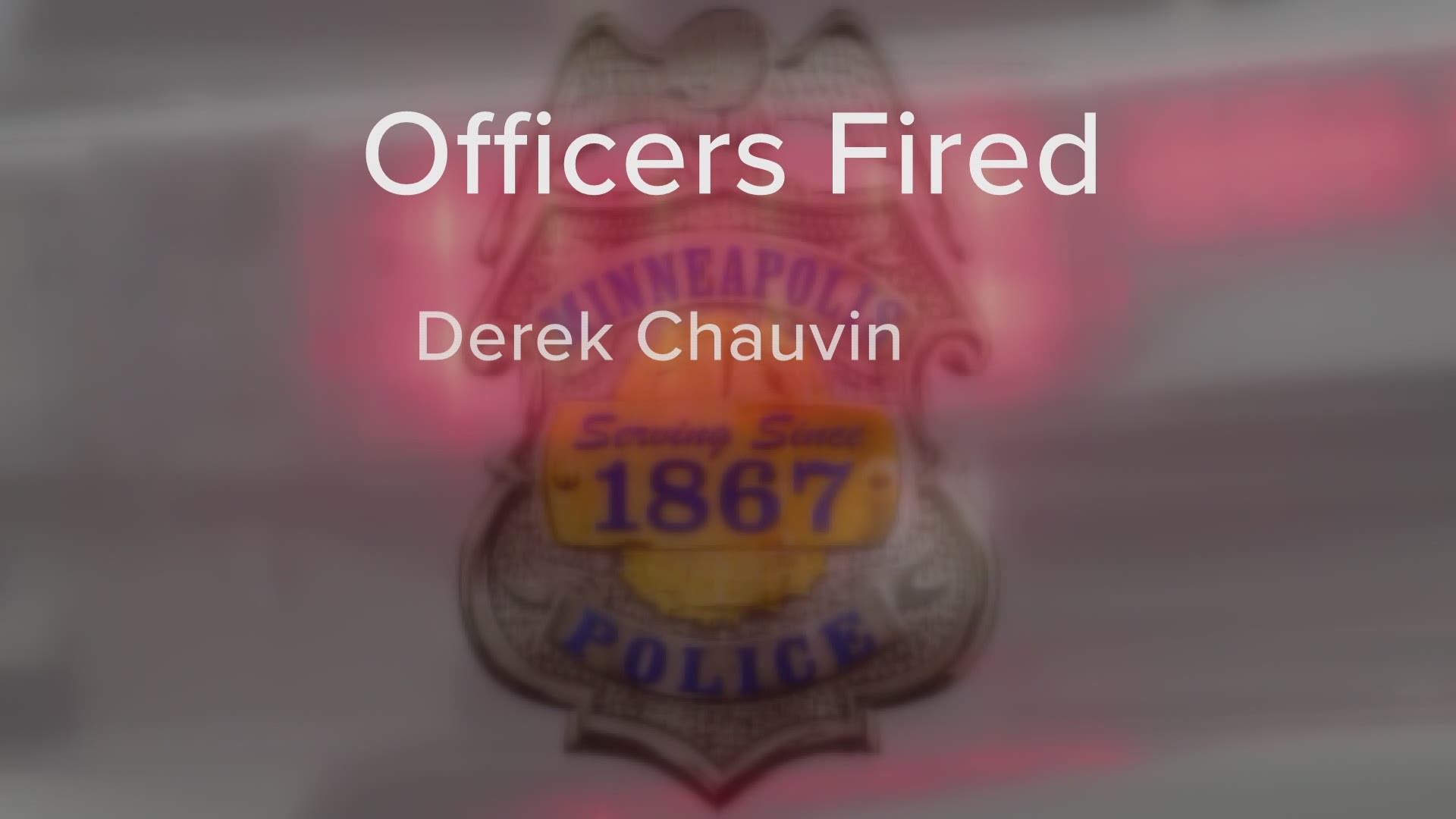 Derek Chauvin Fired On 2 People During Police Career Wusa9 Com