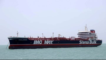 Iran says its seizure of British ship a 'reciprocal' move