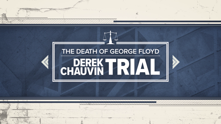 Testimony complete in Derek Chauvin murder trial, closing arguments set for Monday