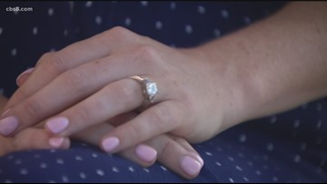Woman swallowed engagement ring while dreaming about her fiancé