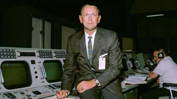 First NASA flight director and Hampton native, Chris Kraft dies at 95