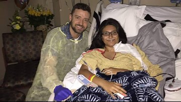 Justin Timberlake visits Santa Fe shooting victim still recovering in hospital
