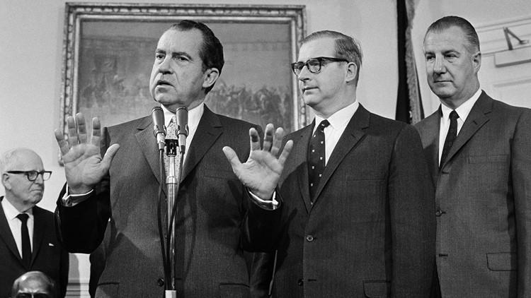 'In Event of Moon Disaster': Nixon's speech if Apollo 11 astronauts did not return