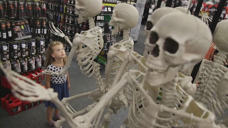 Why it could be harder to find Halloween costumes and decorations this year