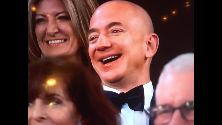"""<p>Jeff Bezos<a href=""""https://twitter.com/JeffBezos/status/875418348598603776/photo/1?ref_src=twsrc%5Etfw&ref_url=https%3A%2F%2Ftwitter.com%2Fjeffbezos"""" target=""""_blank"""">took to Twitter Thursday</a>seeking ideas for a philanthropic strategy that would """"be helping people in the here and now - short term - at the intersection of urgent need and lasting impact.""""</p>"""
