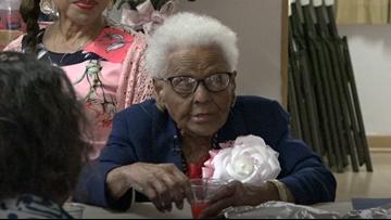 'I feel like I'm fifty': Port Arthur woman turns 100