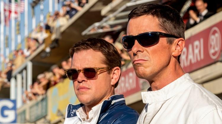 Film-Christian Bale-Matt Damon