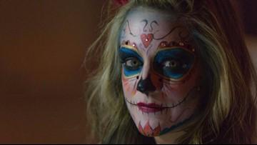 Here's what the colors of the Día de los Muertos skulls represent
