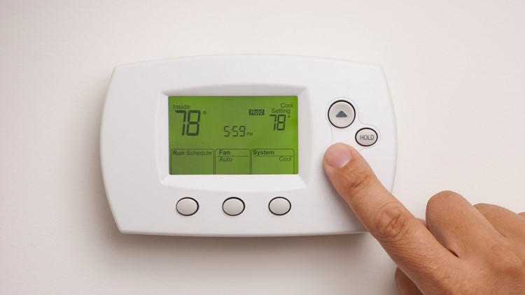 The coolest you should keep your house is 78 degrees, federal program says
