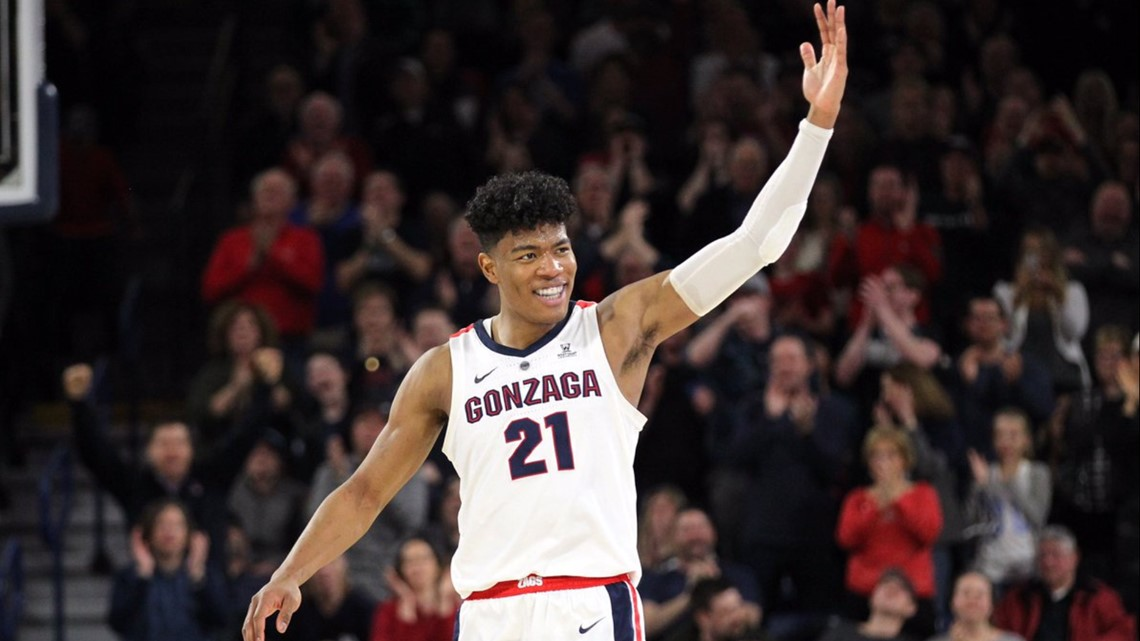 Washington Wizards draft former Gonzaga player, Rui Hachimura