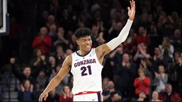 Washington Wizards draft former Gonzaga player, Rui Hachimura