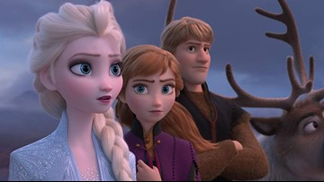 'Frozen 2' heats up box office with $127M opening weekend