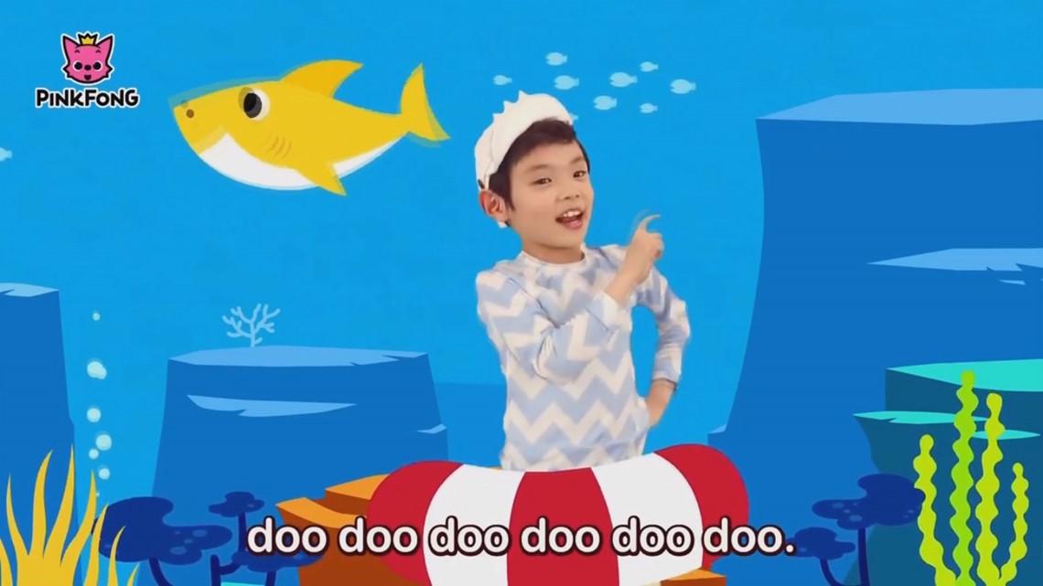 'Baby Shark' TV show is coming to Netflix